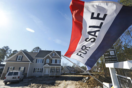 New-Home Prices Are on Fire