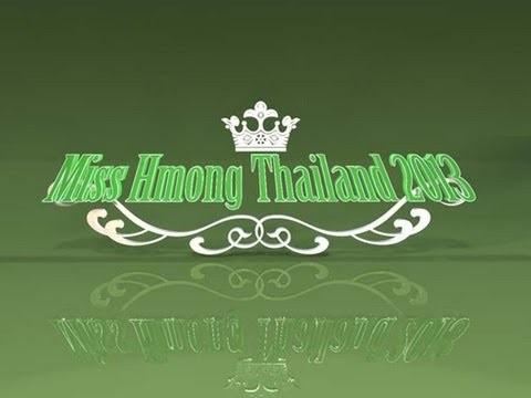 Miss Hmong Thailand 2013 ( Teaser ) https://goo.gl/TSGYaC