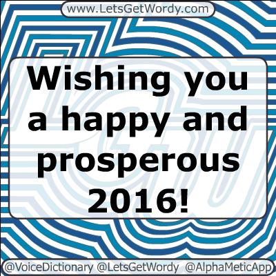 Happy 2016! 01/01/2016 GFX Definition