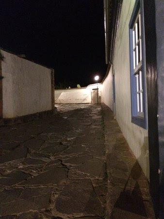 Cidade de Tiradentes Minas Gerais: A noite