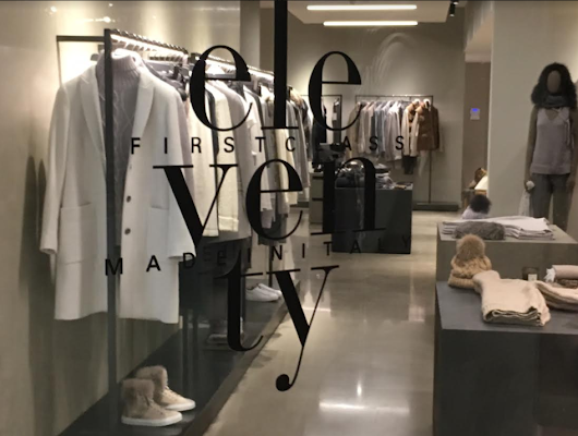 Eleventy Unveils 1st Standalone Store in North America [Photos]