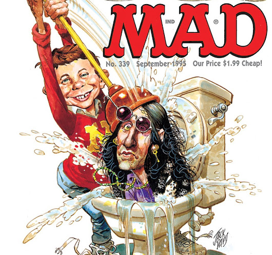 MAD Magazine – MindSpaceApocalypse – Medium