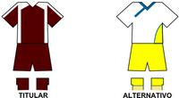 Uniforme Selección Liberación de Fútbol