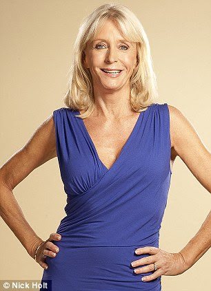 Jill Thornton today aged 57