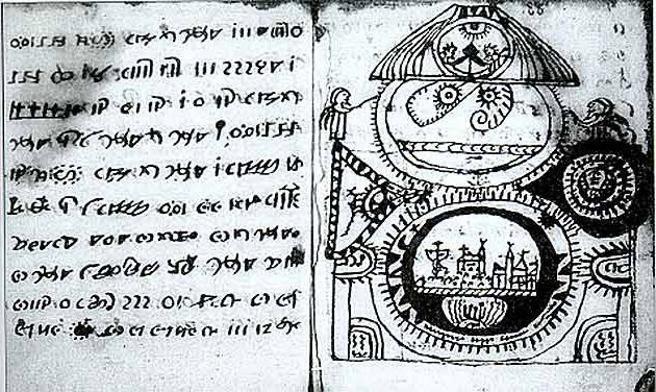 Imagen del Códice Rohonczi