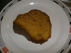 pumpkin bread cake
