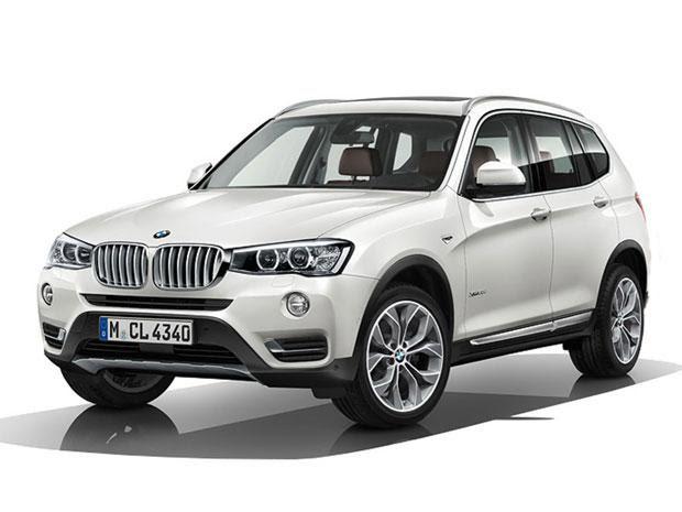 Dijual Mobil Bekas Jakarta Utara - BMW X3
