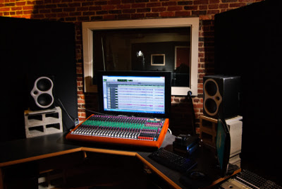 The Space Recording Studio And Cd Mastering In Lowell Ma