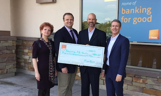 FirstBank donates $500K to help educate Arizona's Youth | AZ Big Media