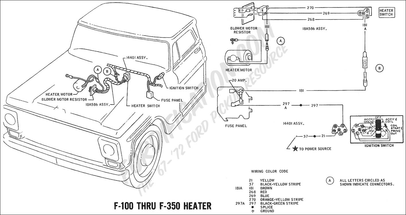 1986 Ford F 350 Fuel Pump Relay Wiring Diagram