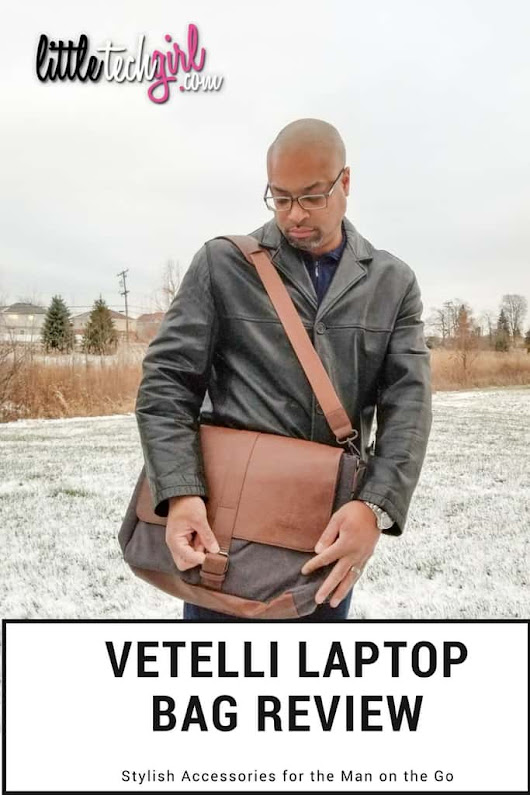 Vetelli Laptop Bag Review – Stylish Accessories for the Man on the Go