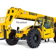 worker killed by reversing telehandler
