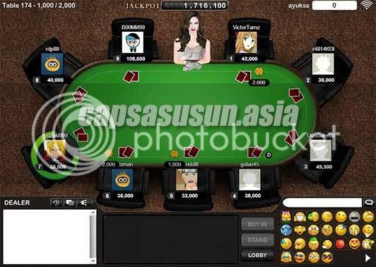 Susun Sebuah Rencana Sebelum Bermain Poker