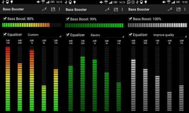 The best 10 bands equalizer app for Android to improve the ...