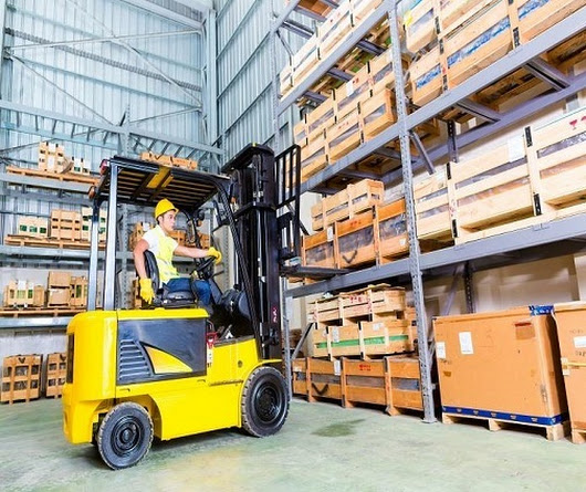 Forklift Safety: Load Lifting Tips What's So Difficult