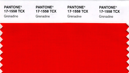 Discover Pantone's top 10 colours for Autumn 2017