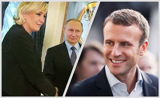 Poll: How will Russia interfere with the final round of the French presidential elections? -