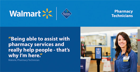 Florida Pharmacy Technician Opportunities with Walmart