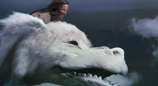Spotify soars back to the '80s with 'NeverEnding Story' tribute