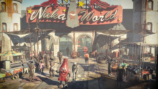 Fallout 4's Final DLC Coming This Month | Leviathyn