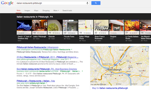 Knowledge Graph Carousel For Local Search Announced By Google
