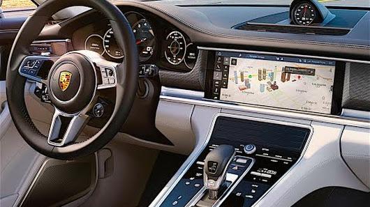 New Porsche Panamera 2017 INTERIOR Turbo CARJAM TV