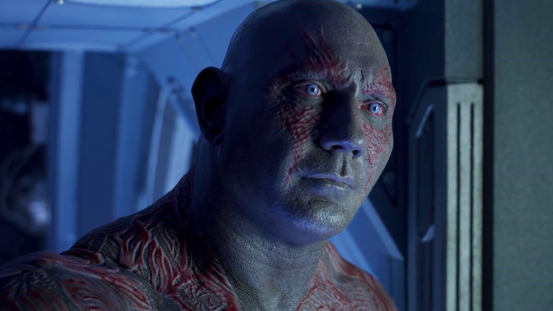 Guardians Of The Galaxy Vol 2 Dave Bautista Drax The Destroyer
