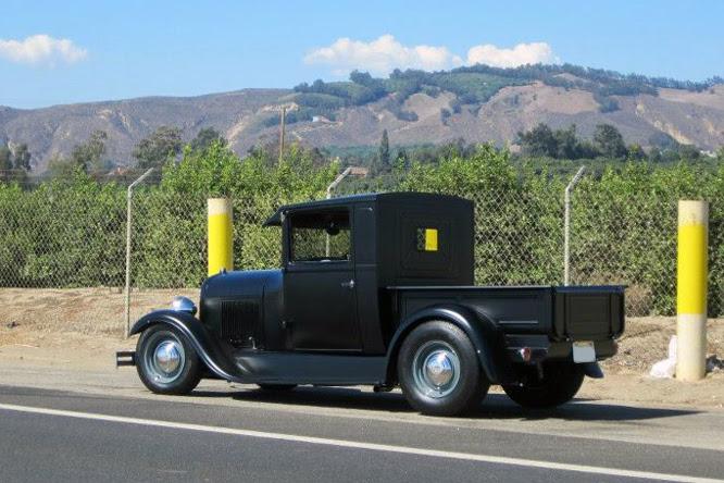 Ford Model A, Johnny Martinez