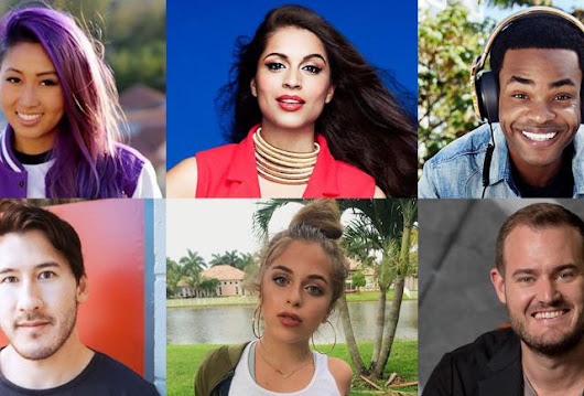 Forbes Top Influencers: These 30 Social Media Stars Rule Entertainment, Gaming And Travel