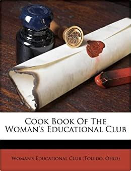 cook book   womans educational club ohio womans