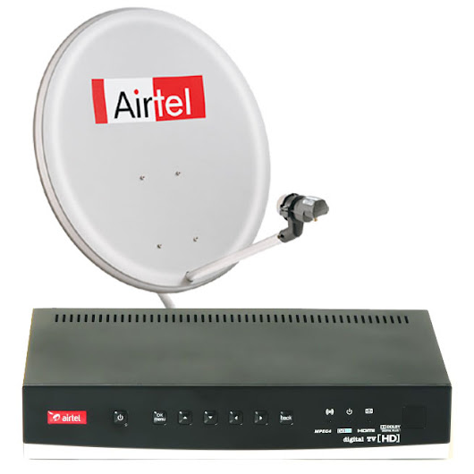 Airtel Digital TV: Packages, New Connection, Recharges Online, Channels