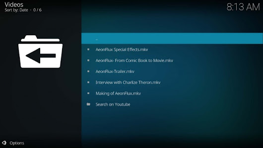 Add-on:Extras - Official Kodi Wiki