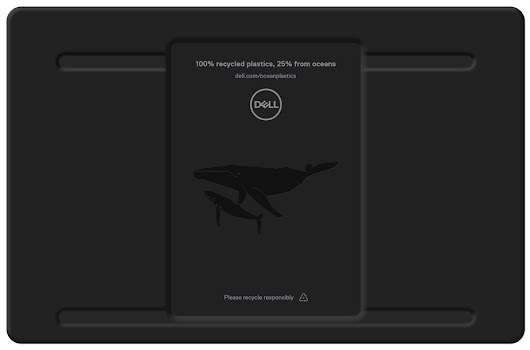 Dell is recycling plastic found in the ocean to pack its laptops - Techgoondu