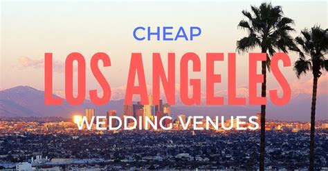 Cheap Wedding Venues in Los Angeles   City Hall Wedding