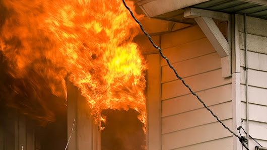 Is your home safe? January is riskiest month for fires