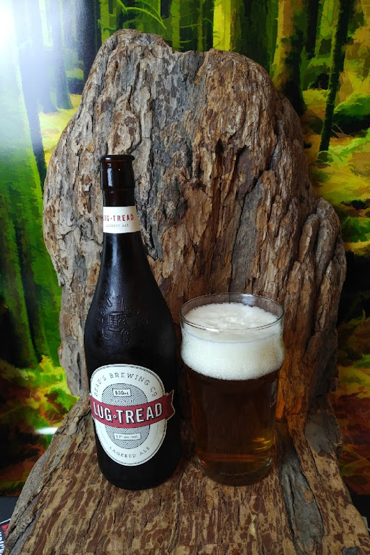 Lug-Tread Lagered Ale – Beau's All Natural Brewing