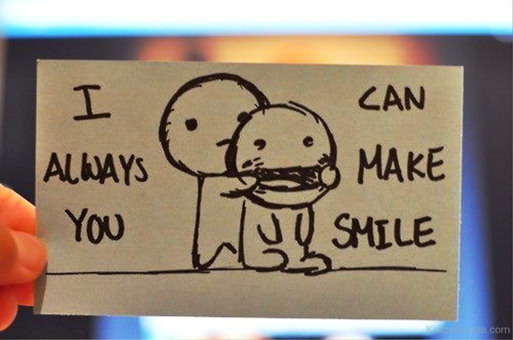 U Always Make Me Smile Quotes The Mercedes Benz