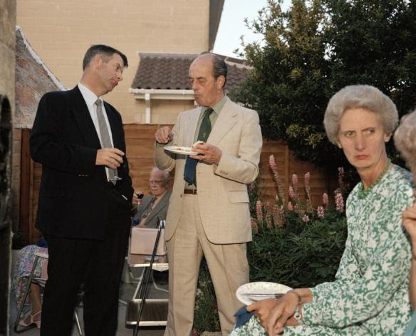 Martin Parr, Conservative 'mid summer madness' party, 1988