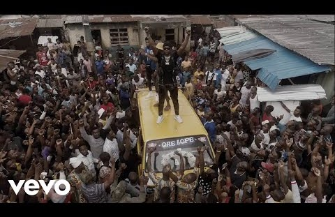 Download or Watch(Official Video) Kizz daniel – Eko