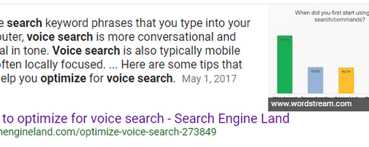 Voice Search Optimization Strategy - Search Engine Optimization | Anvil