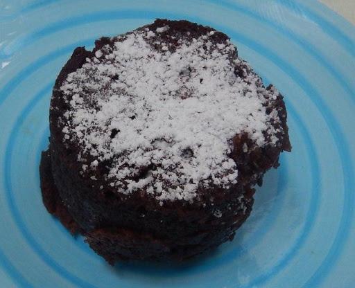 Five-Minute Chocolate Mug Cake Recipe - Genius Kitchen