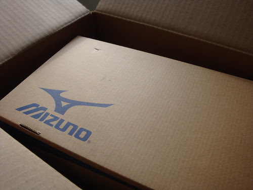 Mizuno box