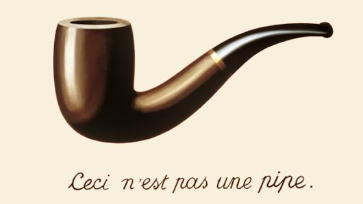 Magritte and the subversive power of his pipe