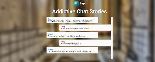 Wattpad Launches Chat-Style Reading App Tap | The Digital Reader