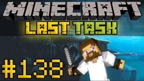 Minecraft LastTask #94 - Евгеха делает ковер - YouTube