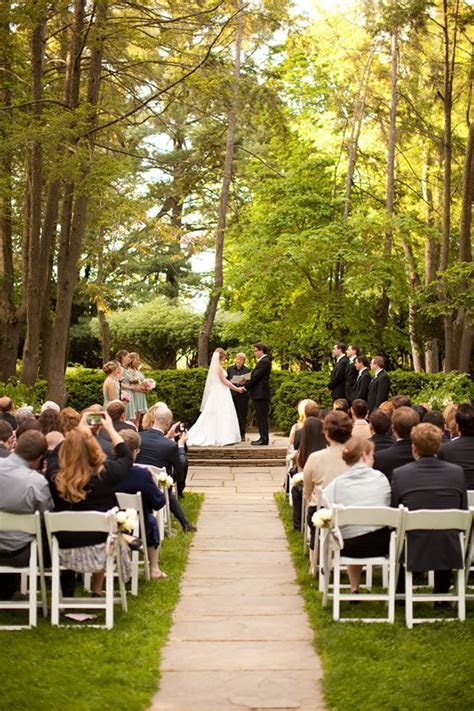 Woodend Sanctuary and Mansion Chevy Chase Wedding Location