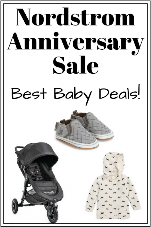 Nordstrom Anniversary Sale: Best Baby Deals 2017