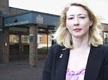 Celebrated portrait photographer Cinnamon Heathcote Drury, 41, also called the family 'terrorists' during the confrontation at a busy West London Tesco¿s, the jury heard