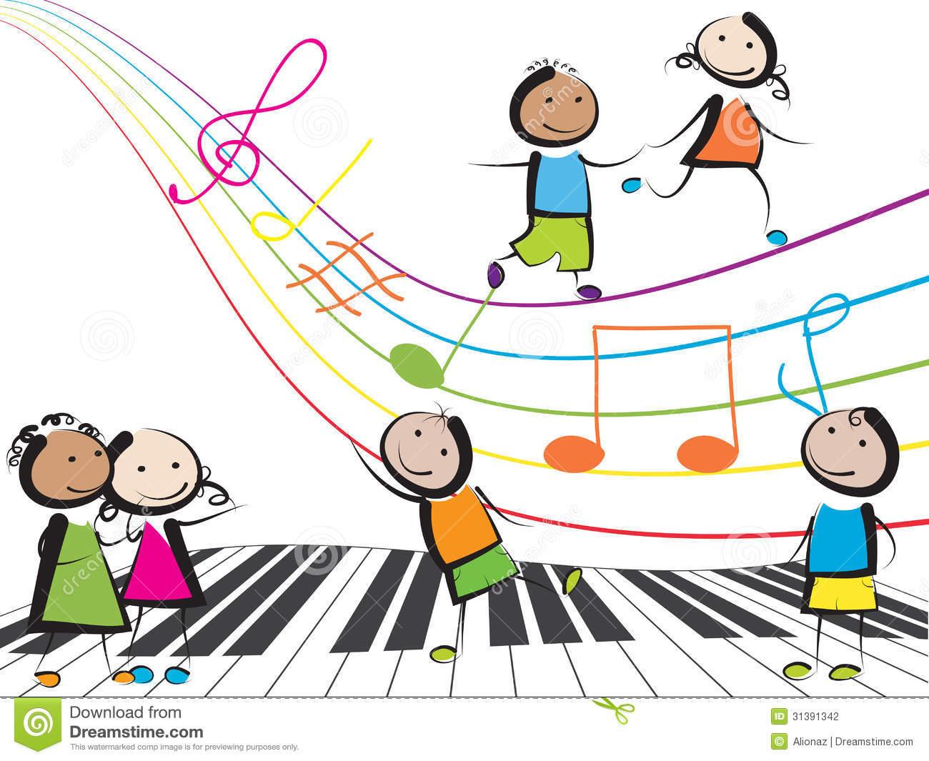 children music clip art - Clipground