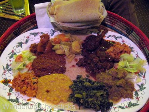Messob Ethiopian Restaurant - Los Angeles (Little Ethiopia) 4